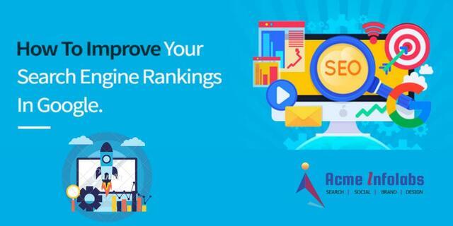 Google Ranking đánh giá thứ hạng website