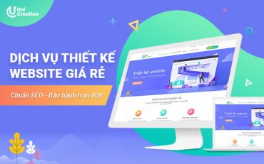 Công ty thiết kế website giá rẻ tại Hà Nội chuẩn SEO, chuyên nghiệp!