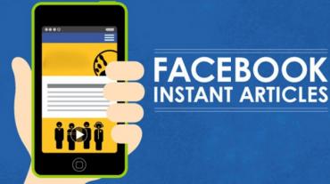 Instant articles là gì? Cách tạo Facebook Instant Articles từng bước chi tiết!