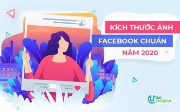 Kích thước ảnh Facebook chuẩn năm 2020