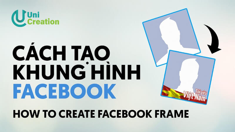cách tạo frame trên facebook