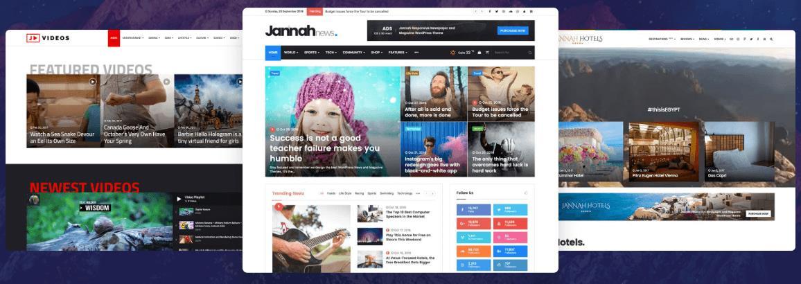Theme Jannah News