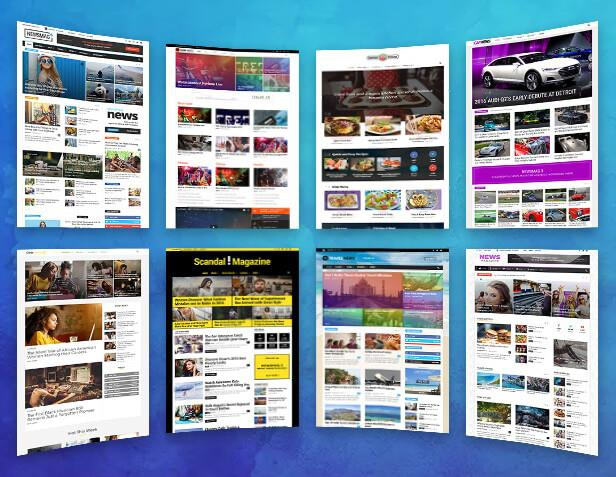 Theme Newsmag