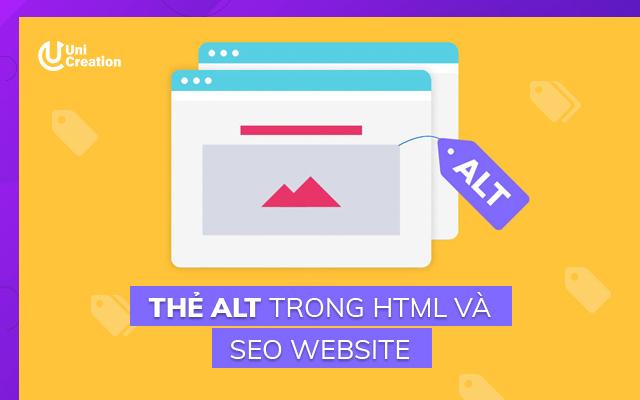 Thẻ Alt trong HTML và SEO