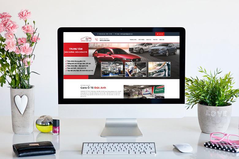 Thiết kế website tăng tính chuyên nghiệp