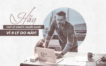 Thiết kế website theo yêu cầu, chuẩn SEO, giá rẻ nhất Hà Nội!