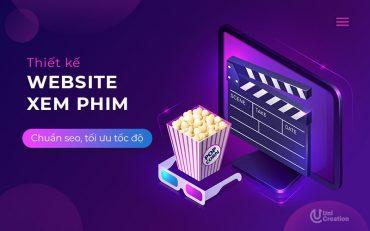 Thiết kế website xem phim online