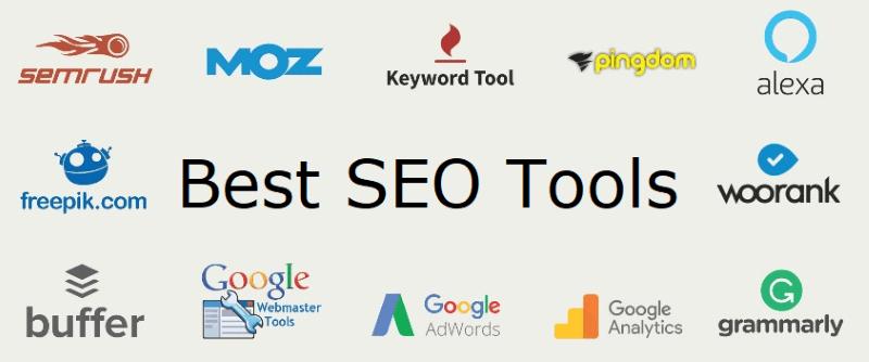 Một số tools SEO thường dùng