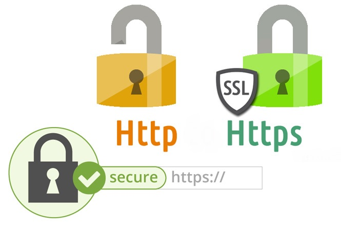 Đăng ký HTTPs cho website là rất cần thiết