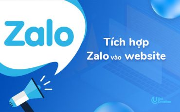 Cách tích hợp chat zalo vào website đơn giản nhất!