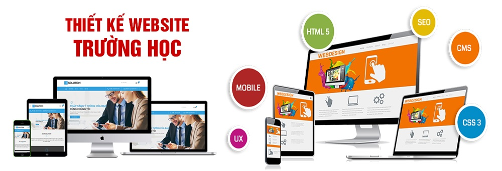 Dịch vụ thiết kế web chuẩn SEO, thích hợp mọi nền tảng