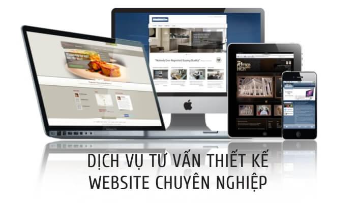 Dịch vụ thiết kế website chuyên nghiệp giá rẻ