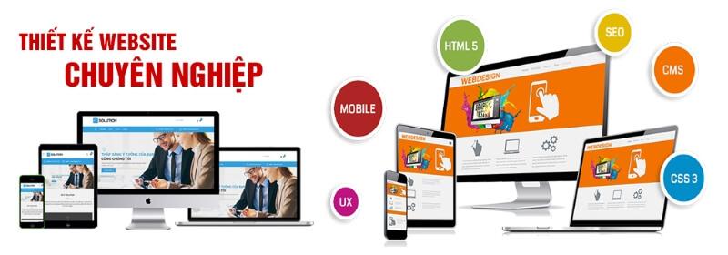 Thiết kế website chuyên nghiệp để tạo nên sự khác biệt so với đối thủ cạnh tranh