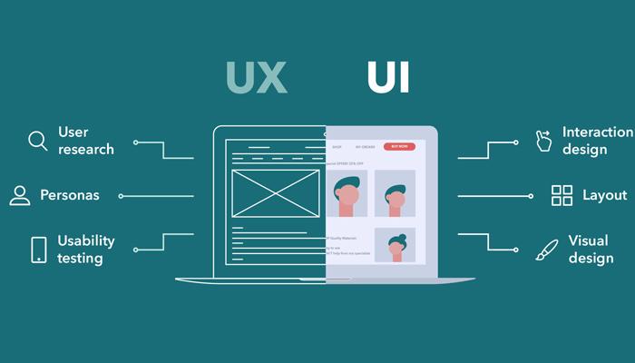 Công việc của UX là gì? của UI là gì?